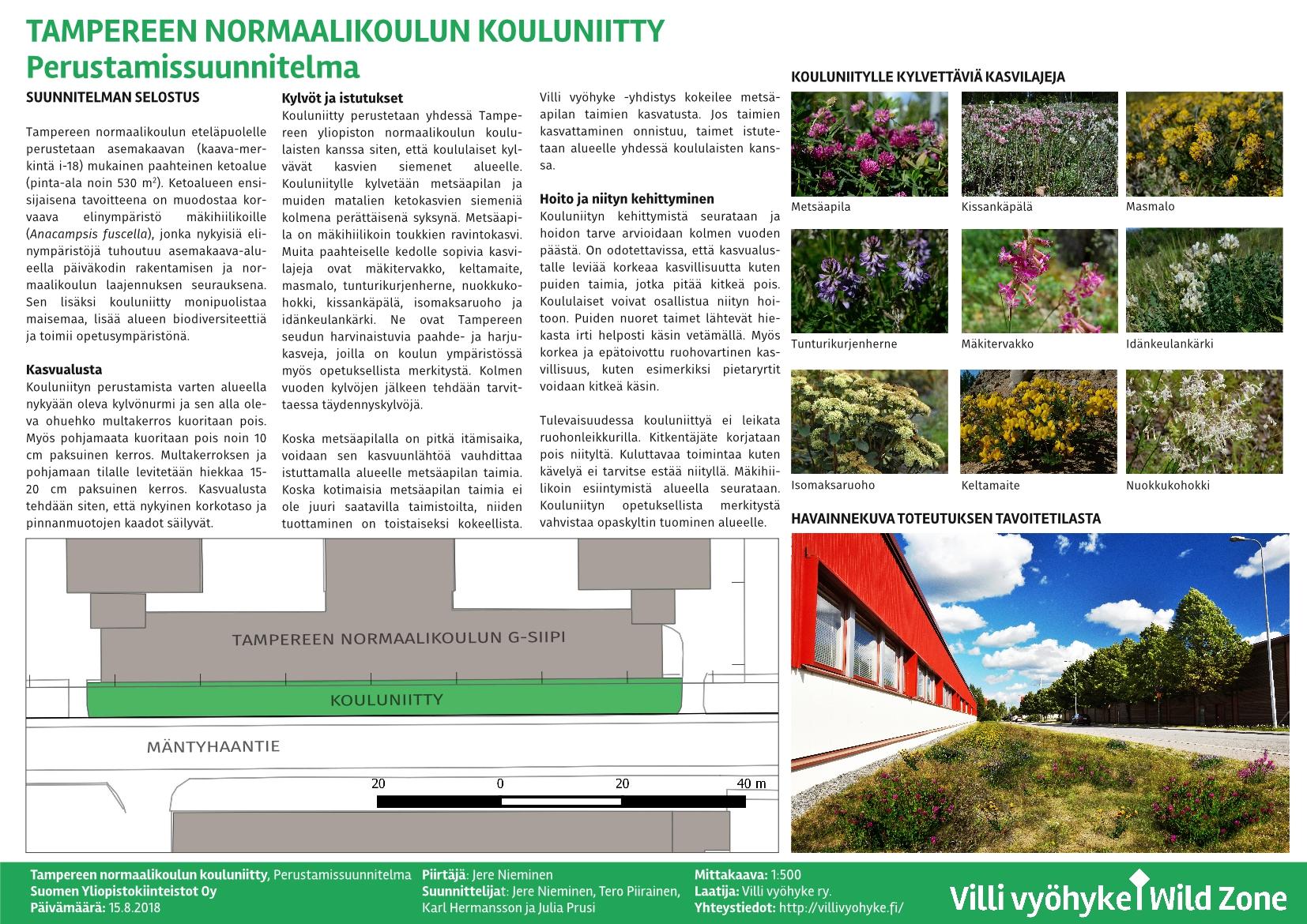 Mustametsä_A3 suunnitelmakartta_Kouluniitty_15.8.2018-page001